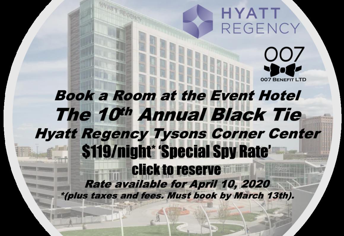 Hyatt Room Block