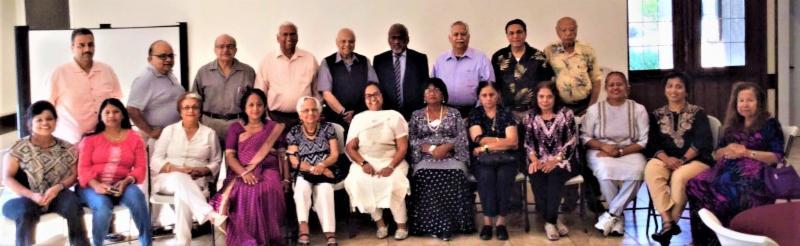 GOPIO President Sunny Kulathakal's visit to So-Cal