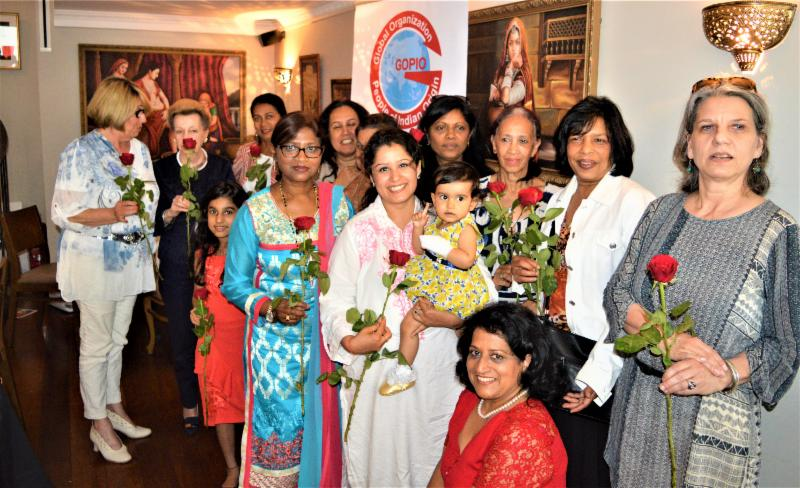 Mother's Day Celebrations 2018 by GOPIO France Paris