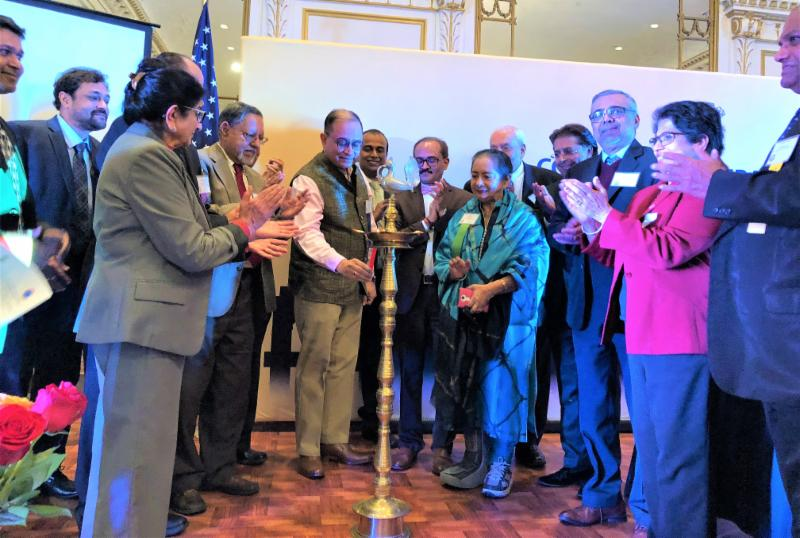 GOPIO Health Summit Inauguration in New York