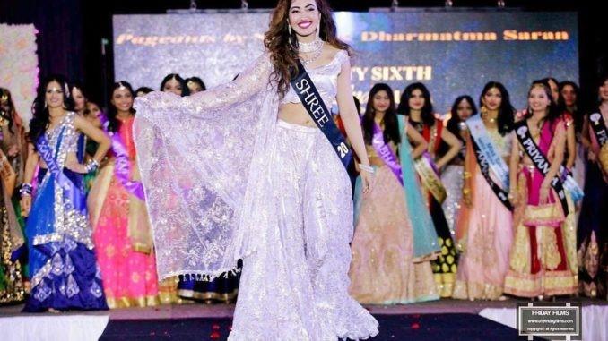 Miss India Worlwide 2018