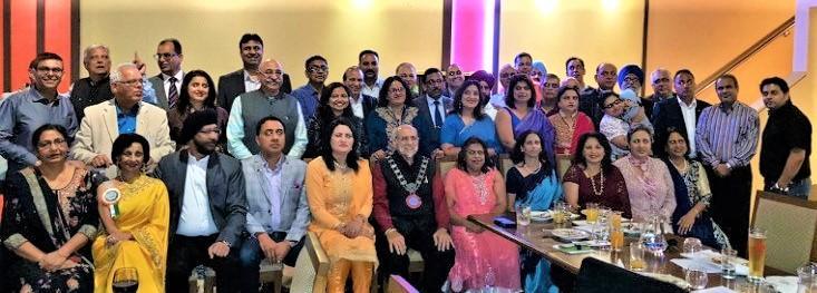 GOPIO Intl.Coordinator for Oceania Jagdish Lodhia in New Zealand Chapters