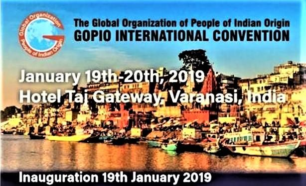 GOPIO Convention in Varanasi - Varanasi Image