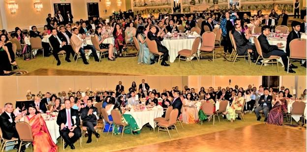GOPIO-CT Sold-Out Awards Banquet 2018 audience