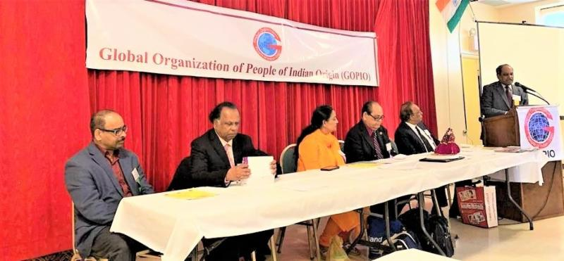 GOPIO-New York Health and Wellness Symposium Inaugural Session