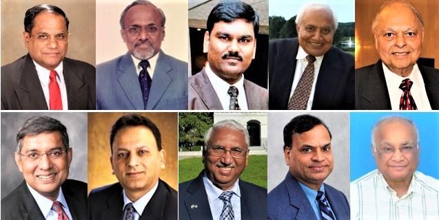 GOPIO Executive Council 2018.Members
