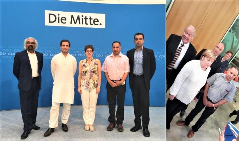 Rahul Gandhi Berlin
