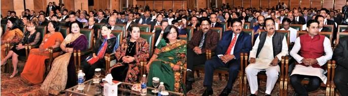 Audience at the GOPIO Conv. Inauguration