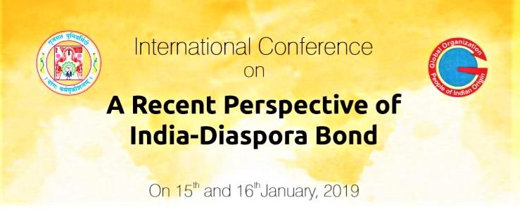 A Recent Perspective of India and Indian Diaspora Conference