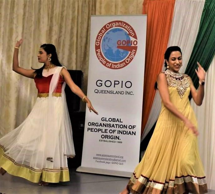 Daces at the GOPIO Queensland Tenth Anniversary