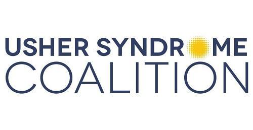 Logo of Usher Syndrome Coalition