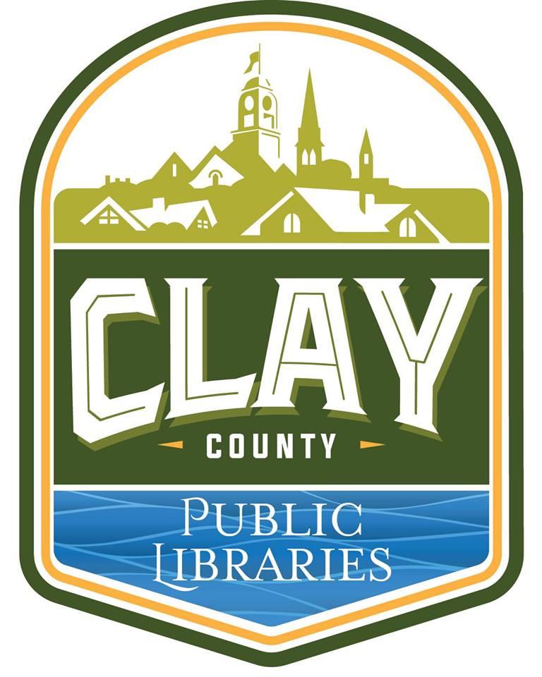 Clay Public Logo