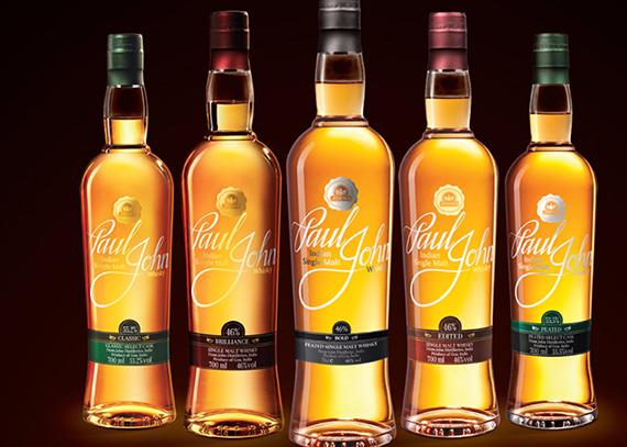 The spirits business news John Distilleries produces the Pual John single malt Indian whisky