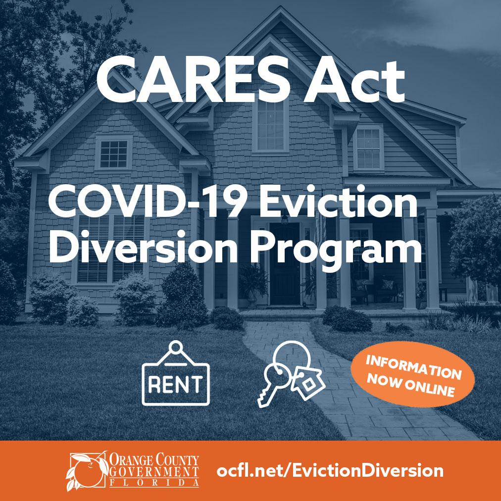 Cares Act Covid 19 Eviction Diversion Program