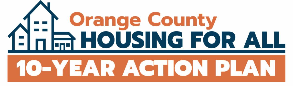 Orange County Housing for All Ten-year action plan