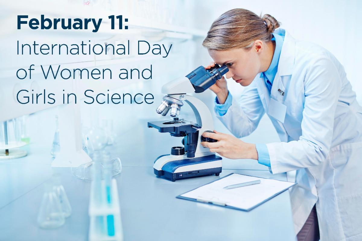February 11: International Day of Women and Girls in STEM