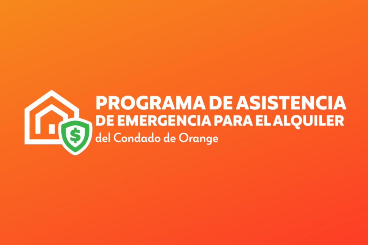 Programe de asistencia de emergencia para el alquiler del condado de orange