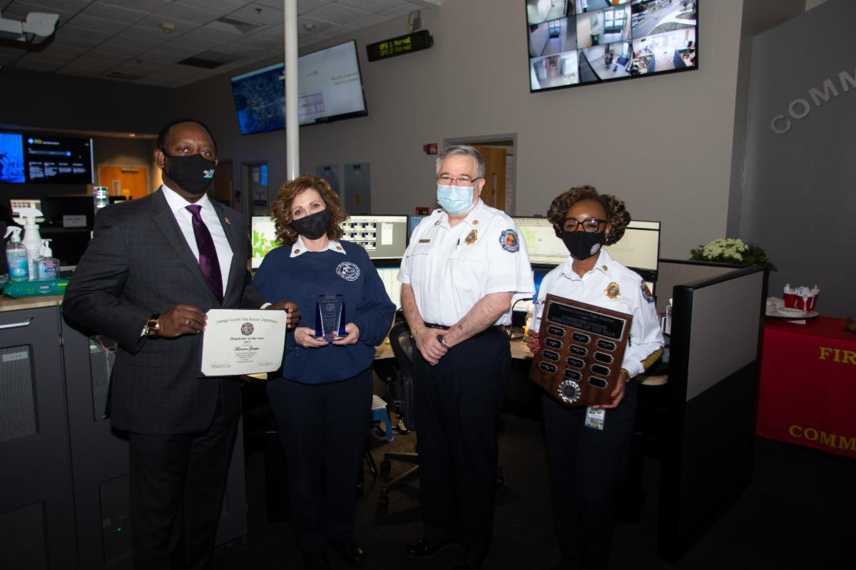 Dispatcher of the Year