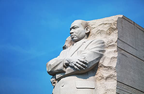 Dr. Martin Luther King Jr. monument