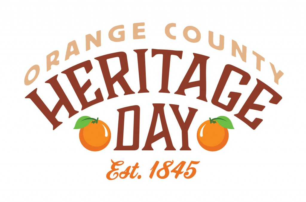 Orange County Heritage Day, established 1845
