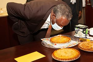 Twitter Post - Mayors Birthday