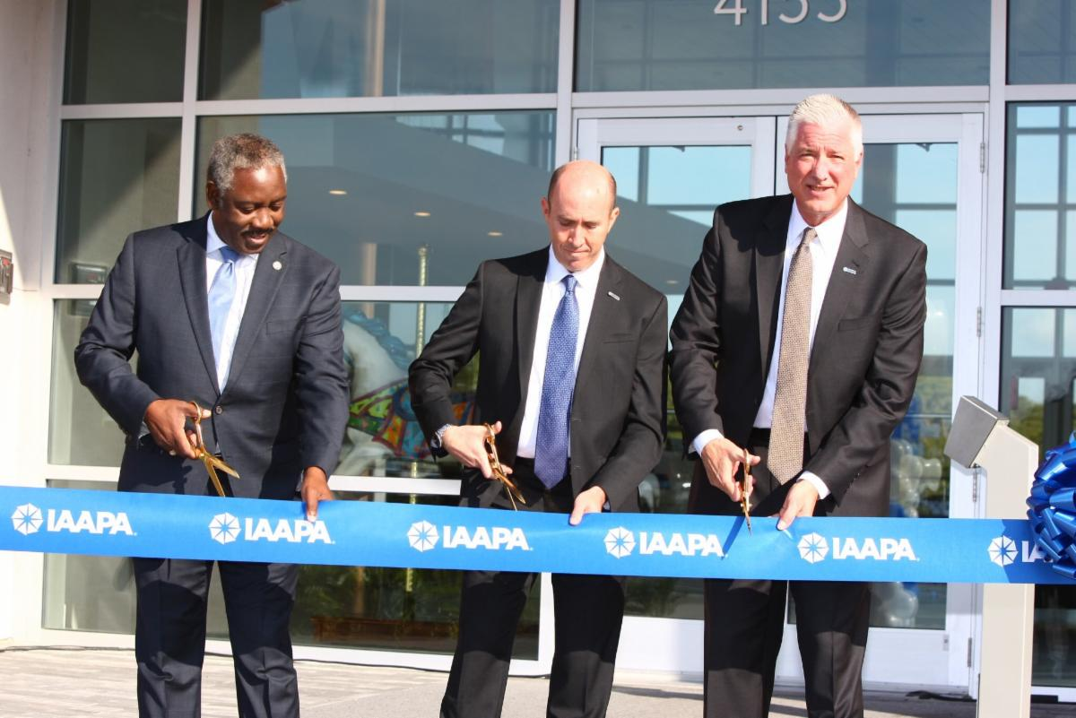 Twitter Post - IAAPA Headquarters Opening