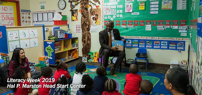 Literacy Week 2019 News Story