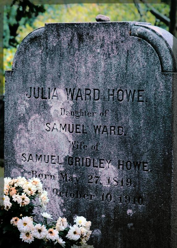 Julia Ward Howe Monument