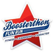 Fun run boosterthon prizes 2018 nfl