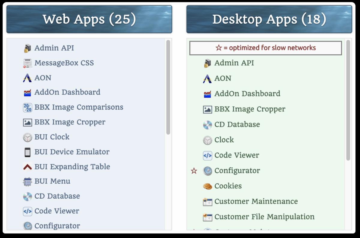 Desktpop Apps