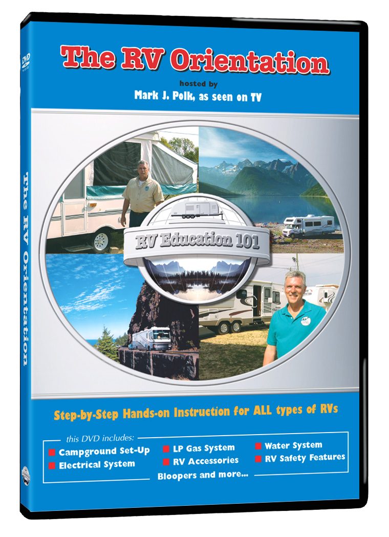 The RV Orientation DVD