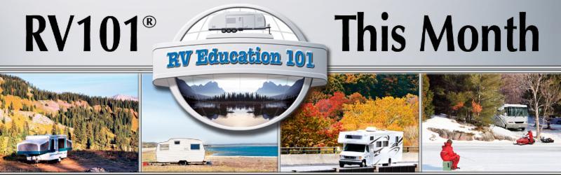 Rv Education 101 Newsletter