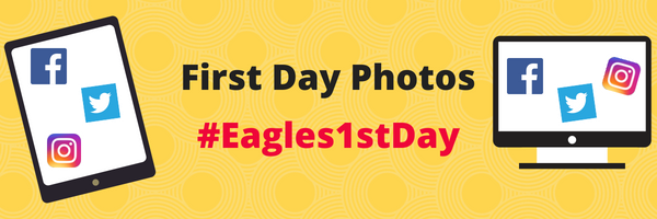 First Day Photos