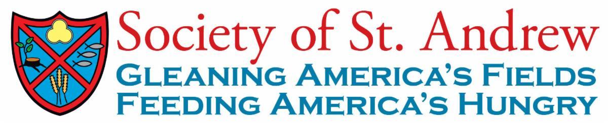 The Society of St. Andrew Logo
