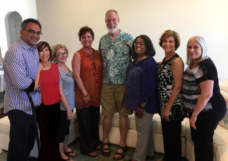 Unity Southwest Region Board gathered