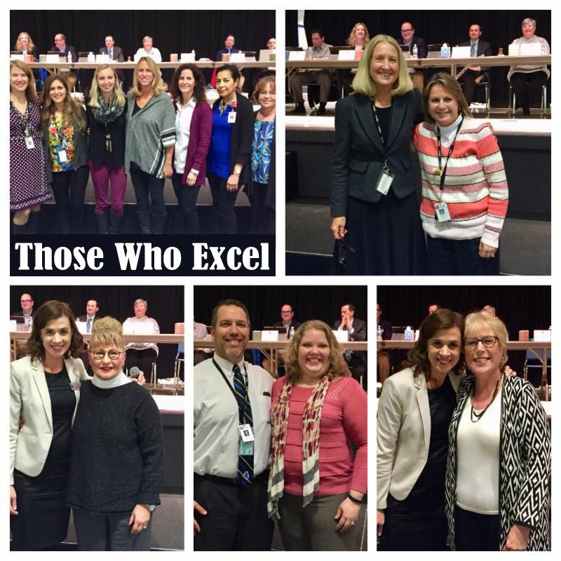 Those Who Excel