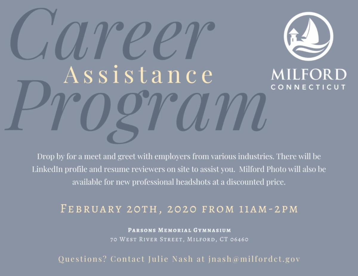 Milford Career Assistance Program