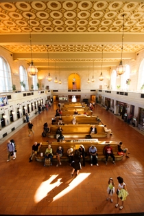 Union Station in New Haven