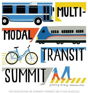 Multimodal transit summit logo