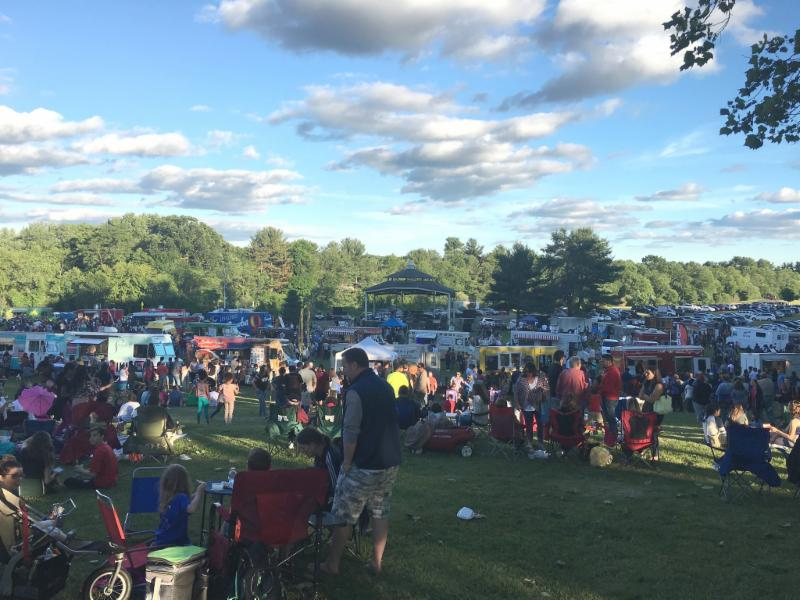 Hamden Concert Series at Town Center Park