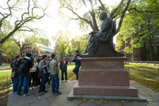 Yale Walking Tour