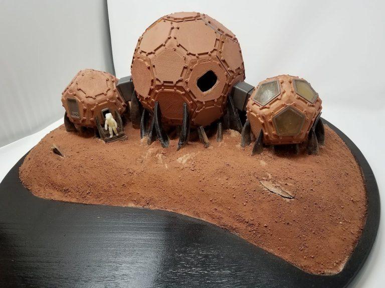 Mars Incubator