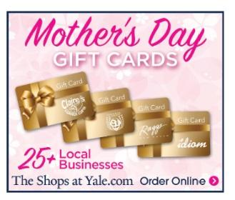 The Shops at Yale Mother's Day