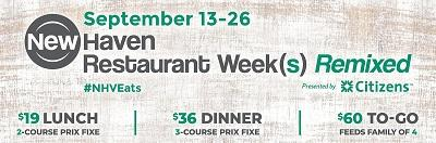 New Haven Restaurant Week Logo small