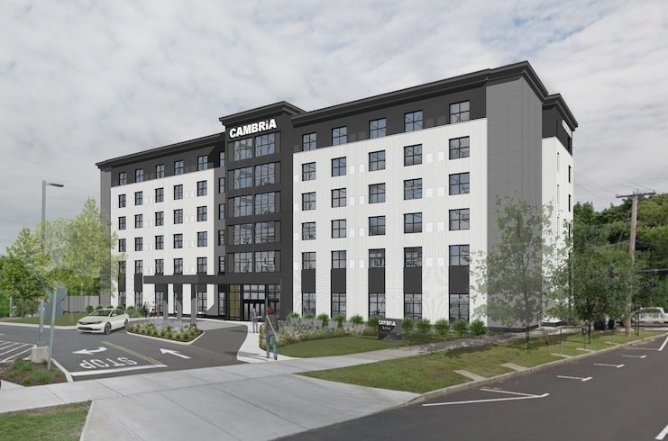 Planned Cambria in New Haven