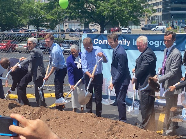 Downtown Crossing Phase 3 Groundbreaking