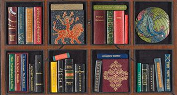 Contemporary Designer Bookbindings from the Collection of Neale and Margaret Albert