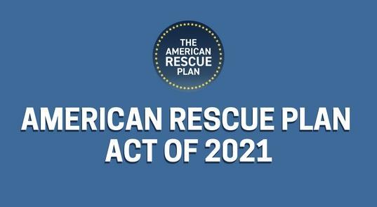 American Rescue Plan of 2021 Logo