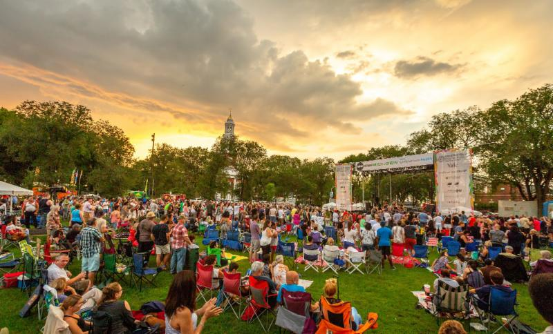 New Haven Music on the Green