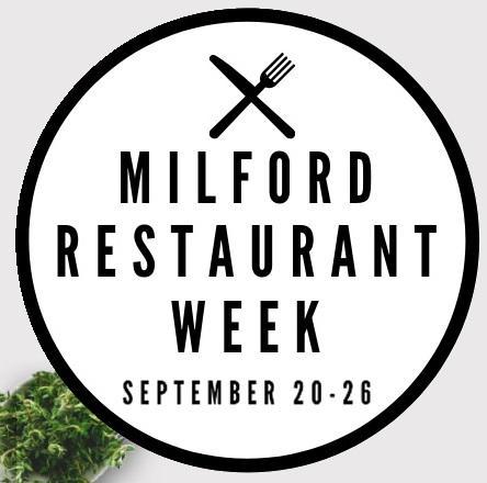 Milford Restaurant Week Logo